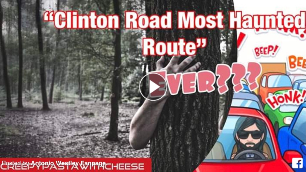 Clinton Road Most Haunted Route
