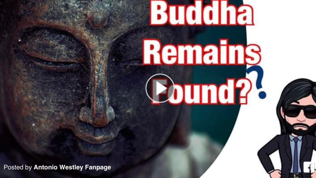 Buddha Remains Found