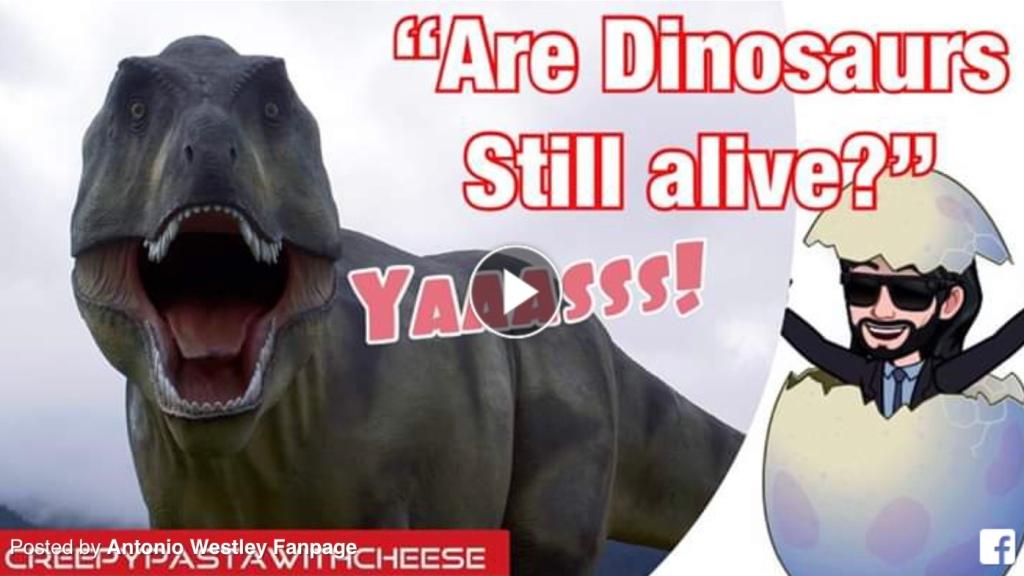 Are Dinosaurs Still Alive