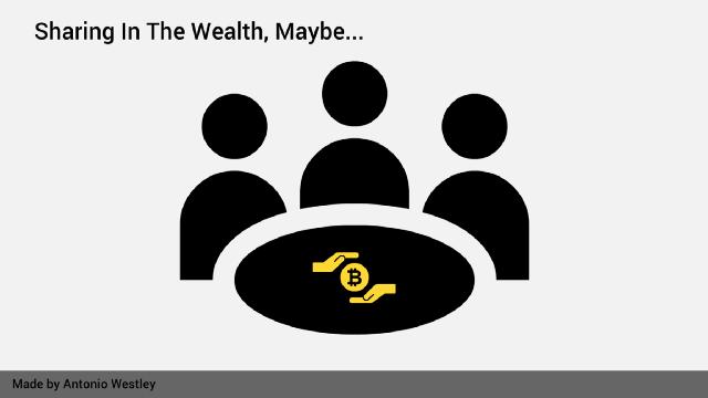 sharing wealth