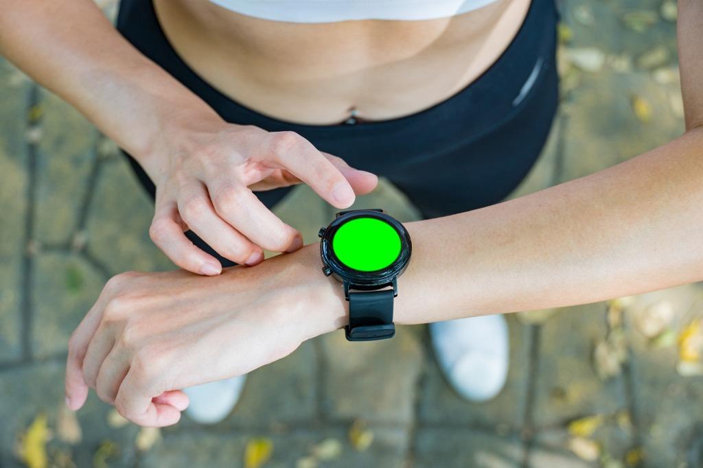 dissolvable smartwatch