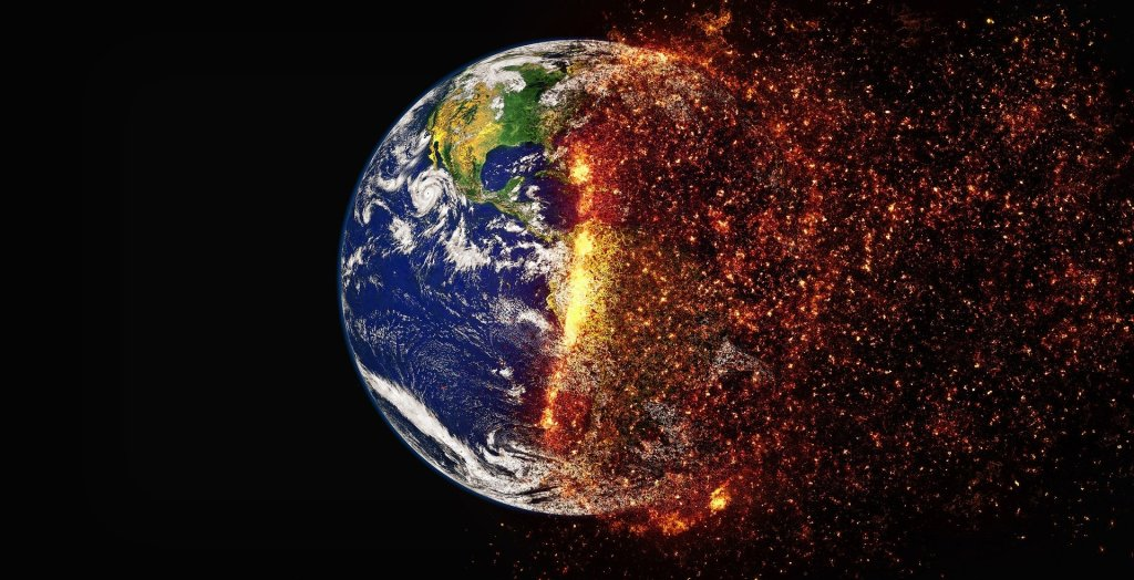 climate change on earth