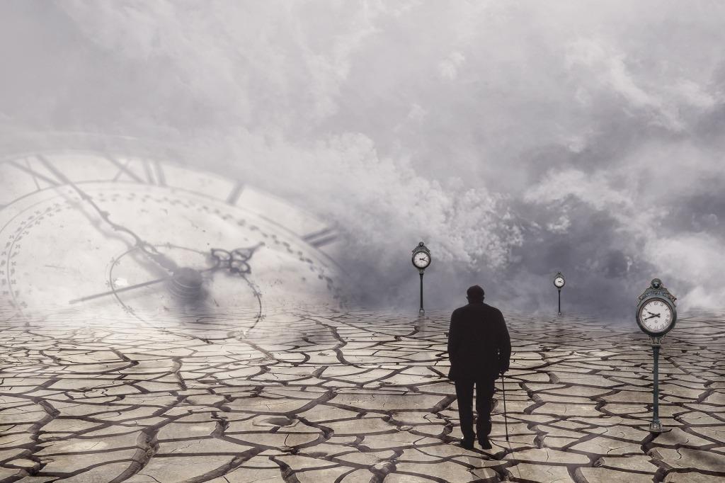 climate change time frame