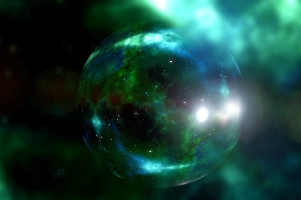 dark energy particle