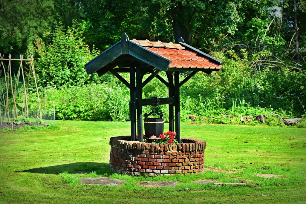 nice water well